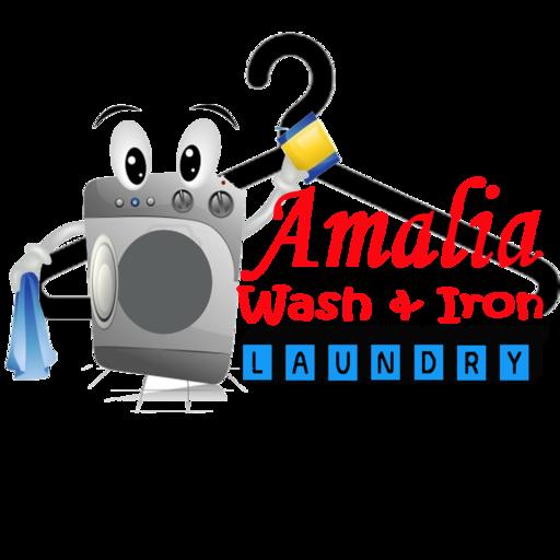 Amalia wash N iron