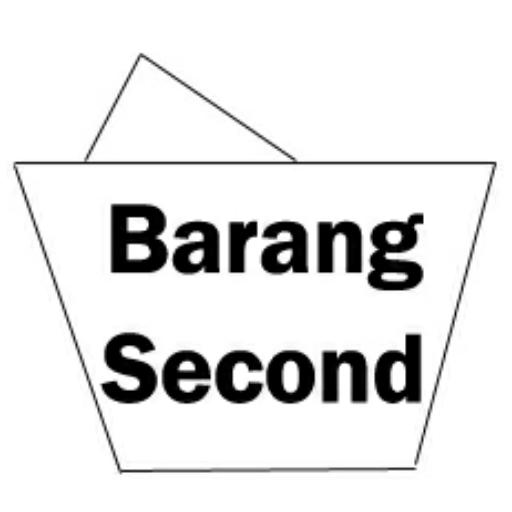 BarangSecond