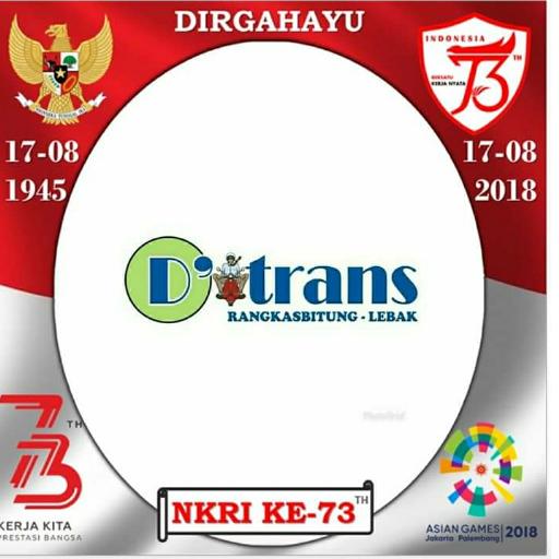 DTrans Ojek Online Rangkas