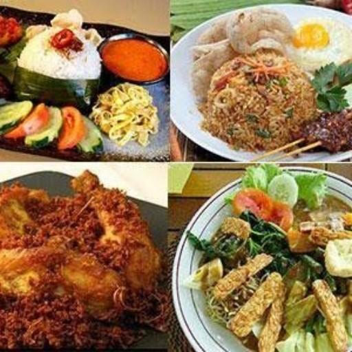Menu Masakan Nusantara
