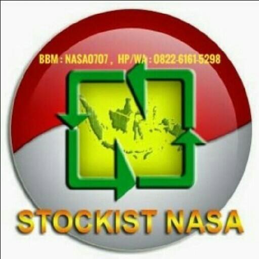STOCKIST NASA RESMI
