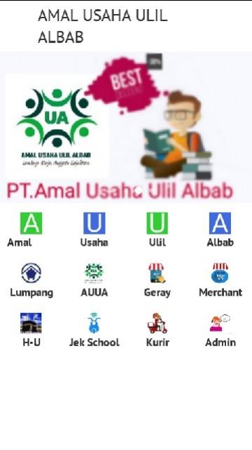 Tampilan Screenshot 1 AMAL USAHA ULIL ALBAB