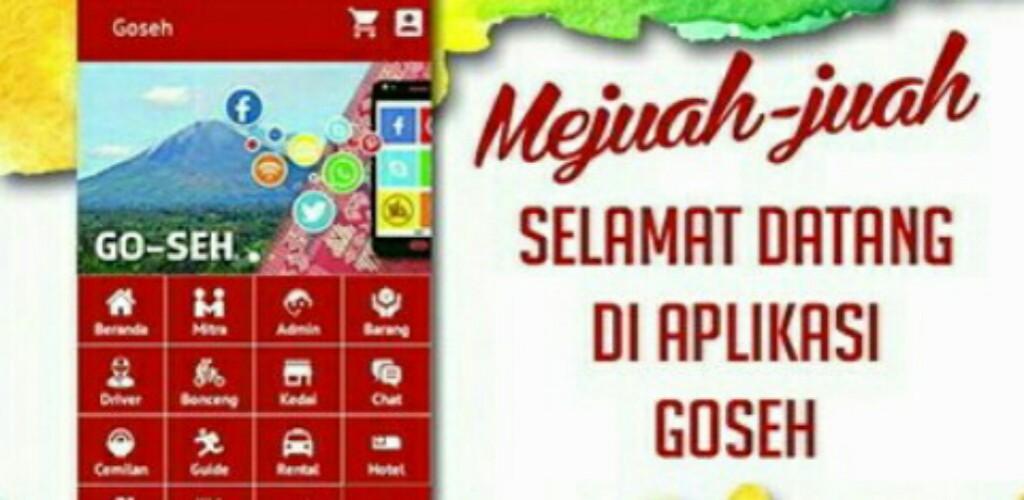 Fitur Grafis untuk Aplikasi Goseh
