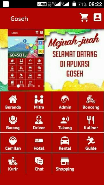Tampilan Screenshot 2 Goseh