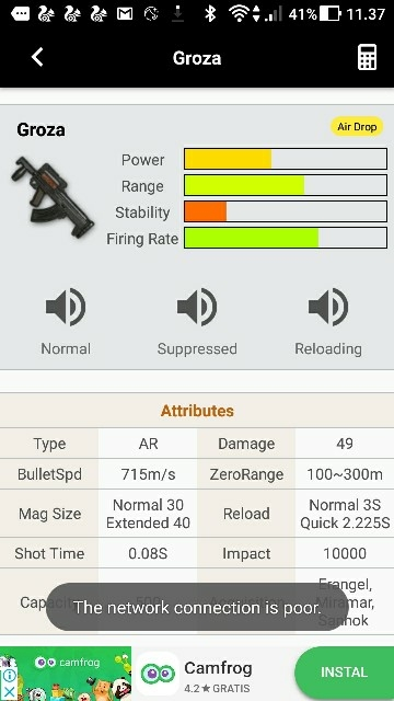Tampilan Screenshot 1 Guide For PUBG