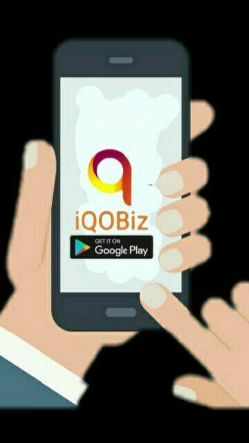 Tampilan Screenshot 2 iQOBiz