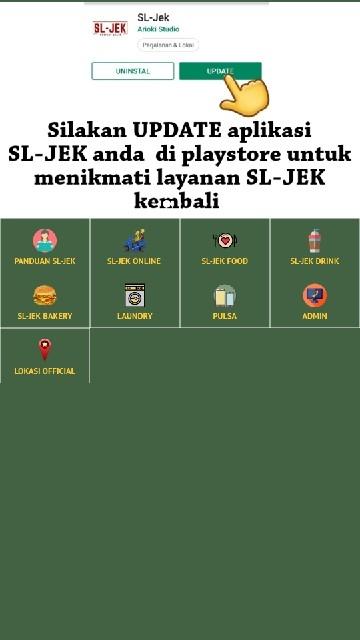 Tampilan Screenshot 2 SL-JEK