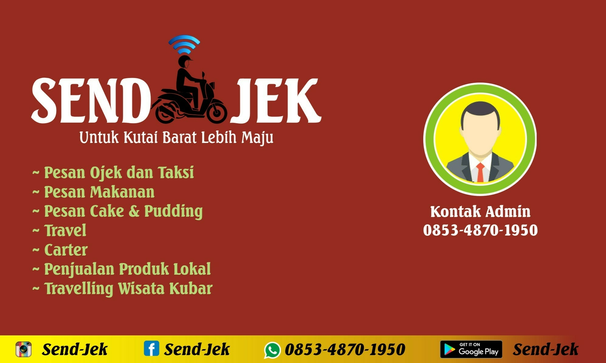 Send-Jek 1