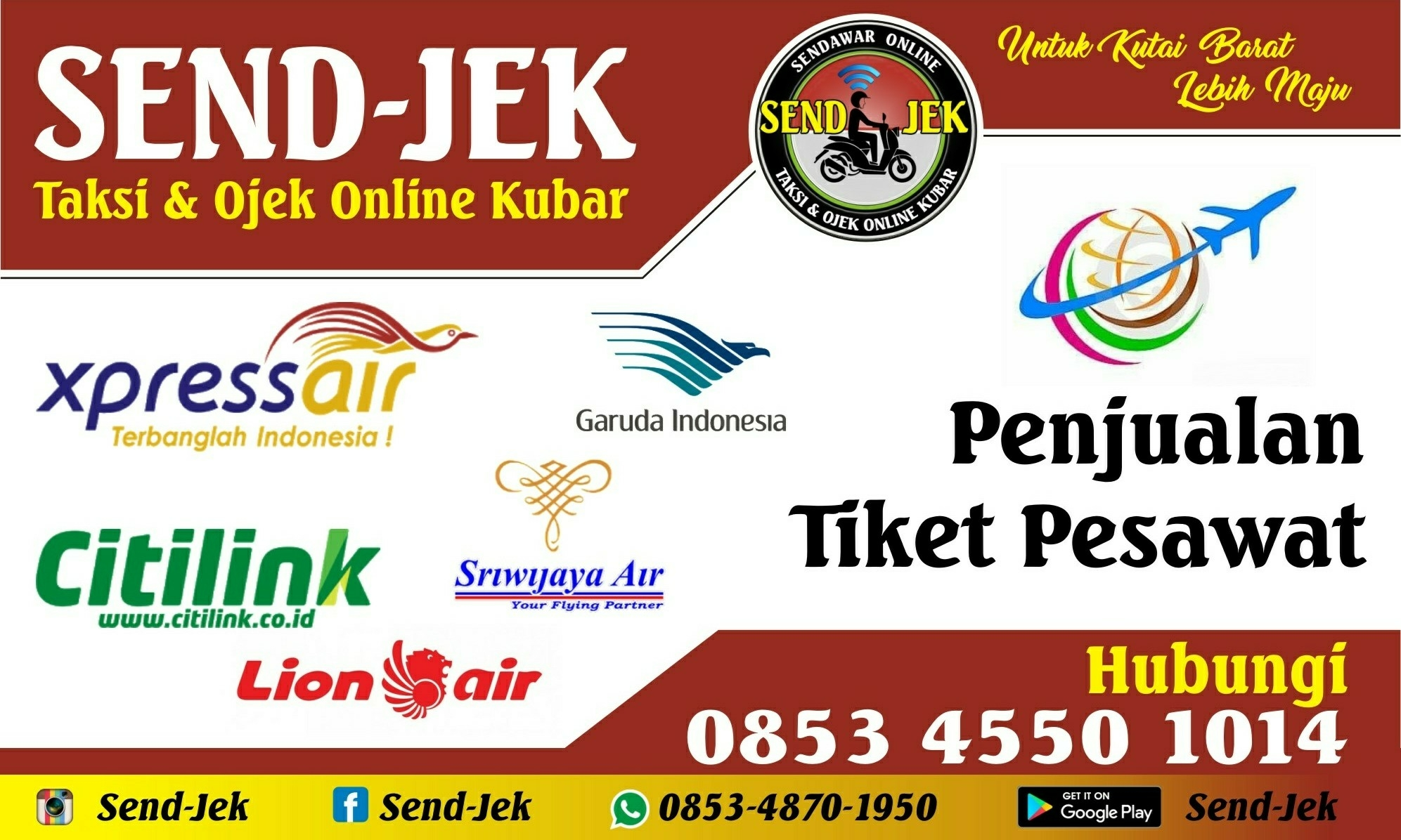 Send-Jek 5
