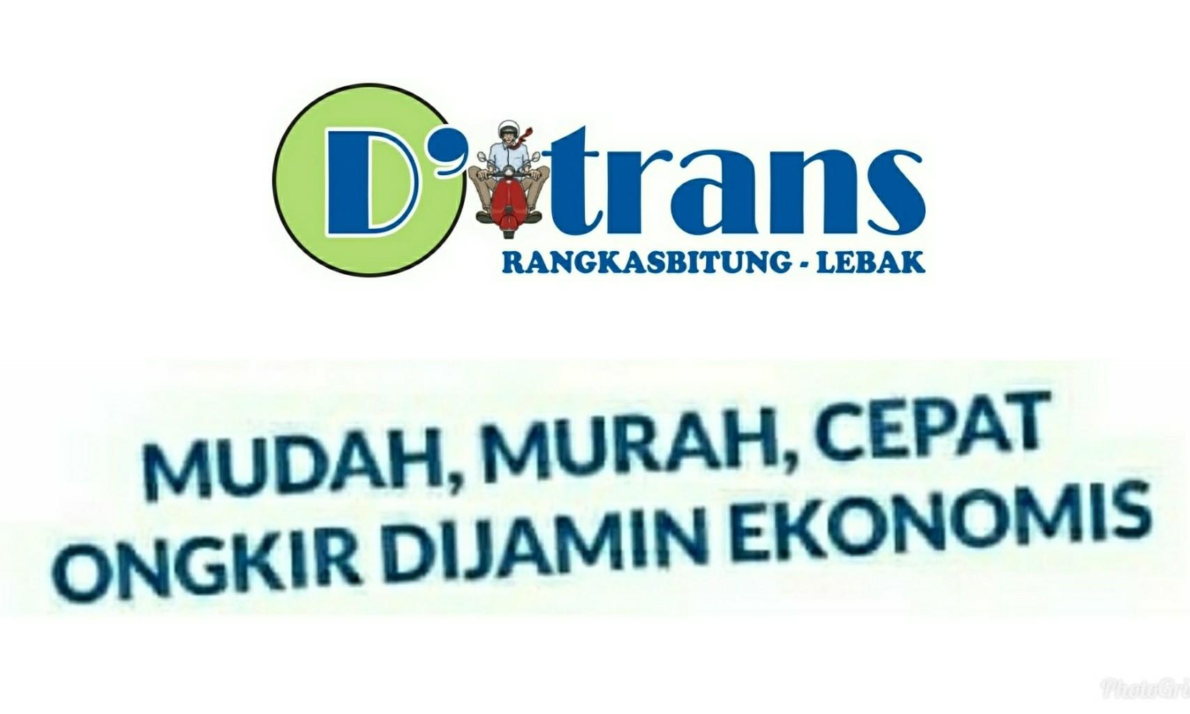 DTrans Ojek Online Rangkas 8