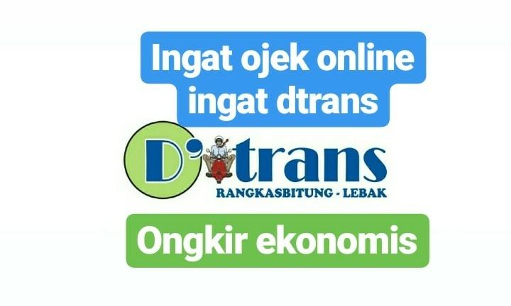 DTrans Ojek Online Rangkas 6