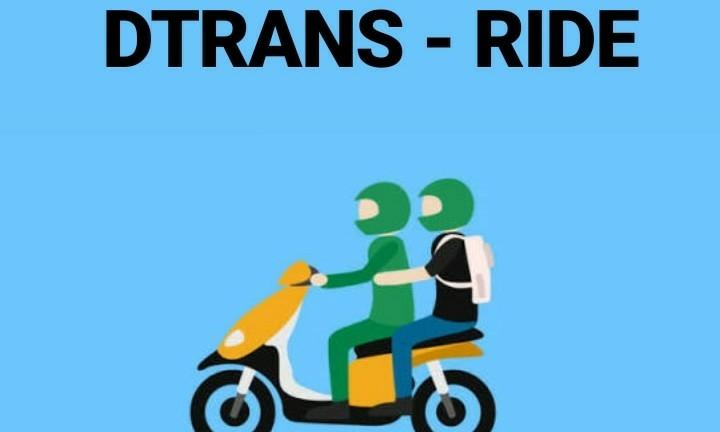 DTrans Ojek Online Rangkas 3