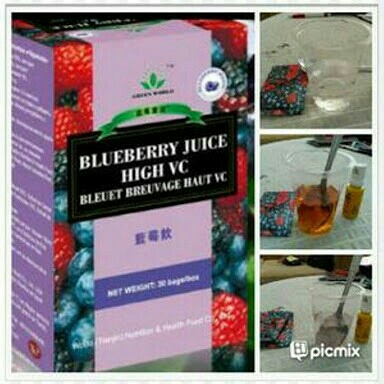 Blueberry Juice 3