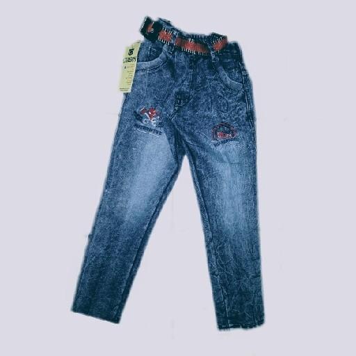 Camboy Bahan Jeans 2