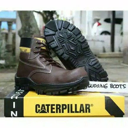 Caterpillar Safety Boots Razor 3