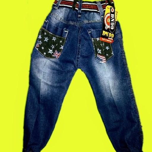 DN99 Jogger Bahan Jeans  2