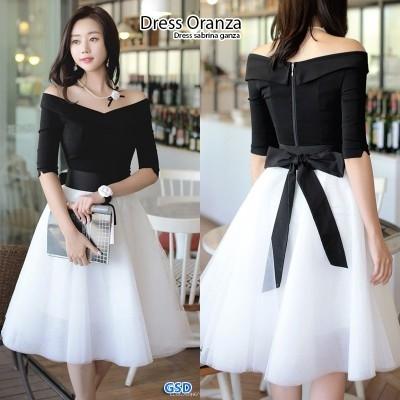 Dress Organza 2