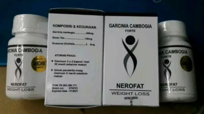 Garcinia Cambogia Forte~Obat Pelangsing Badan Cepat, Herbal, dan Alami 3