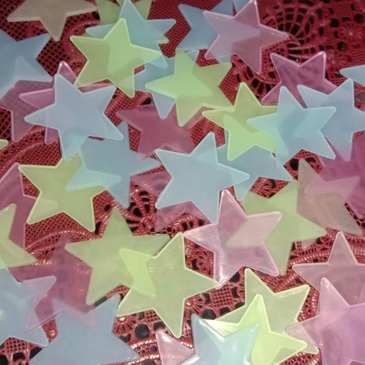 Hiasan Dinding Kamar Bintang  3