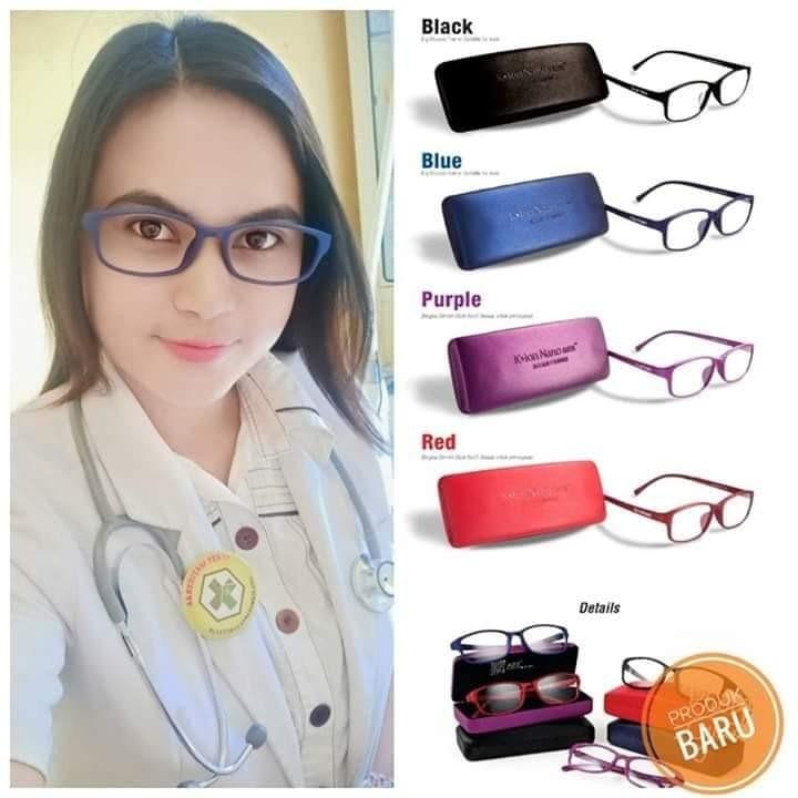 Kacamata Terapi K-ion Nano  3