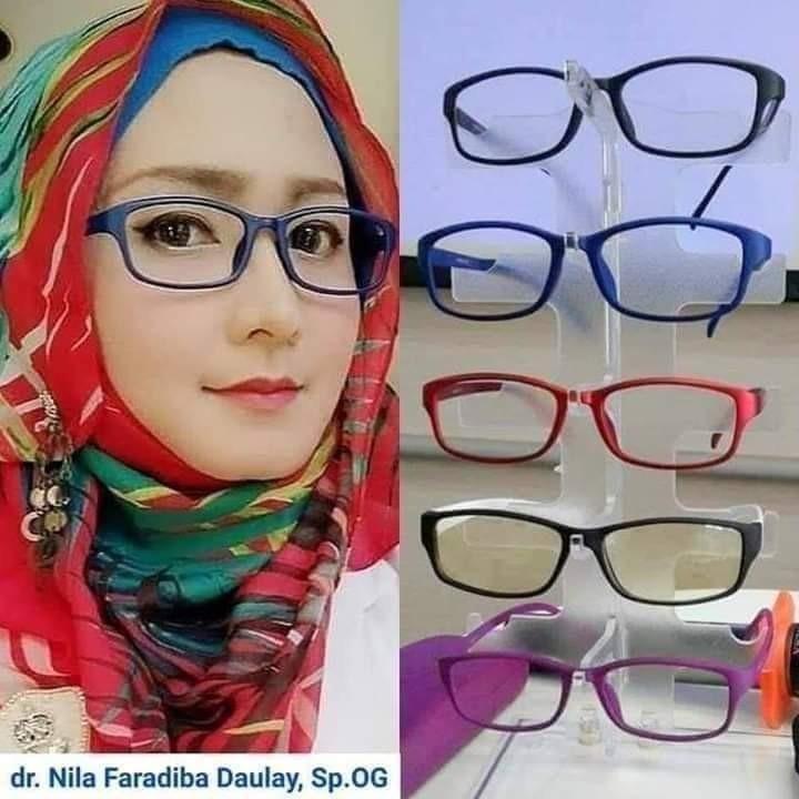 Kacamata Terapi K-ion Nano  4