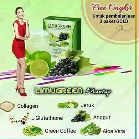 Limugreen Drink 2