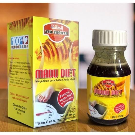 Madu Diet At Thoifa 2