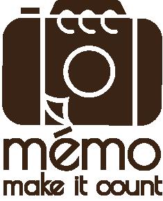 Memo Photobooth Logo