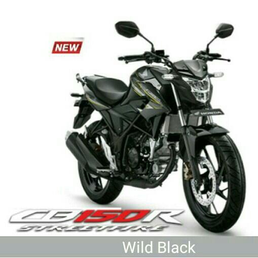 New CB 150 R 2