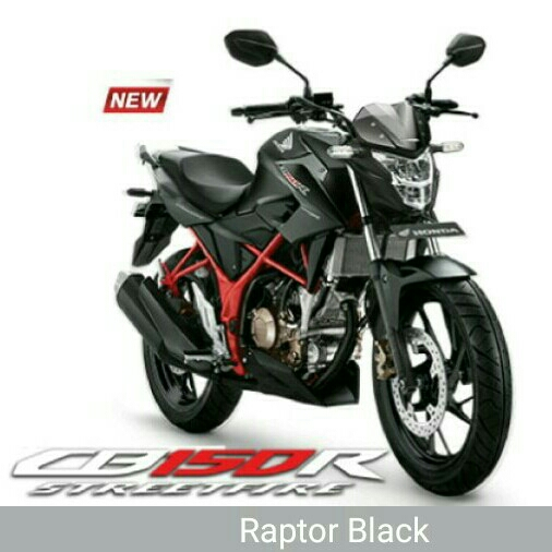 New CB 150 R Sepecial Edition 2