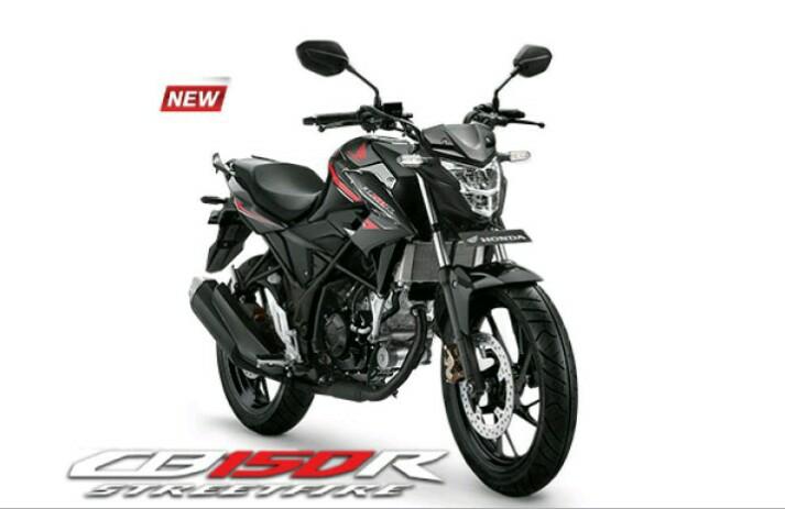 New CB 150 R