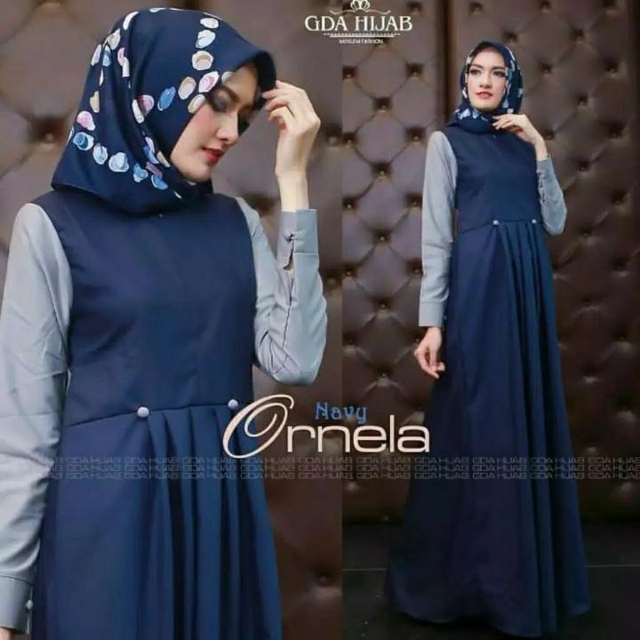 Ornela Maxi Dress 2
