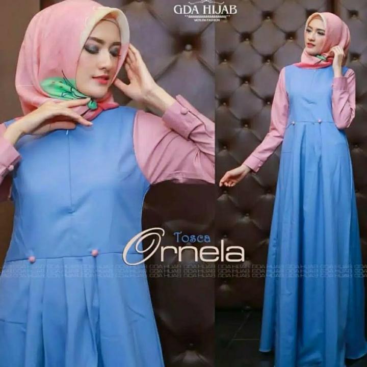 Ornela Maxi Dress 3