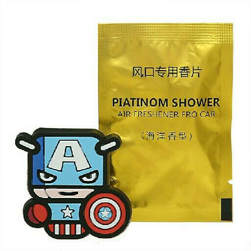 Parfum Mobil Captain America 2