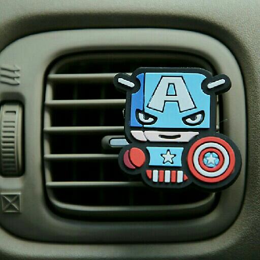Parfum Mobil Captain America 3