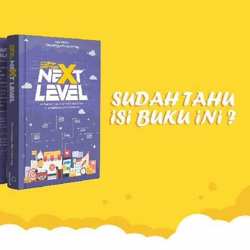 Pre-Order Buku Panduan Bisnis Copywriting Next Level 2