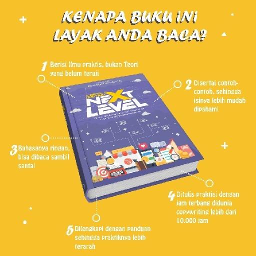 Pre-Order Buku Panduan Bisnis Copywriting Next Level 3