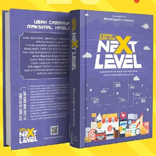 Pre Order Copywriting Next Level Ubah Caranya Maksimal Hasilnya 3