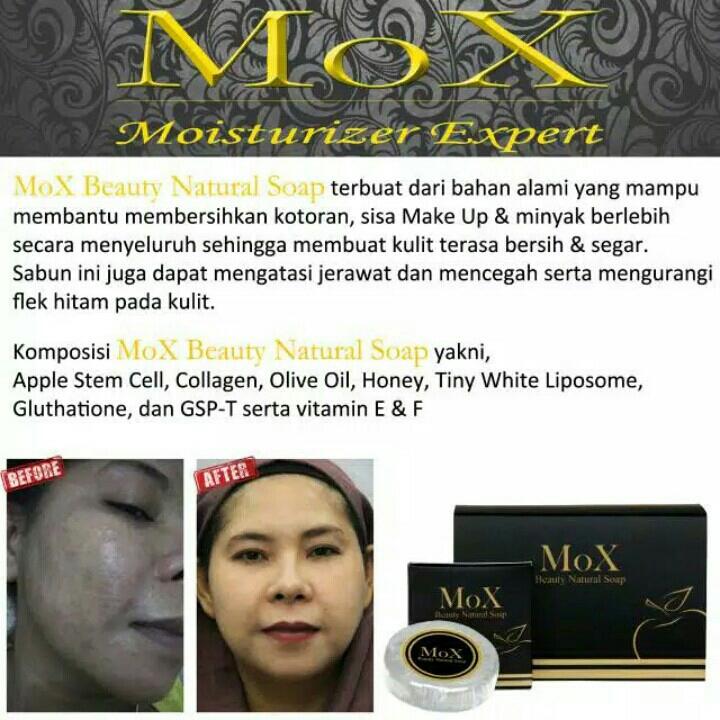 Sabun Mox 3