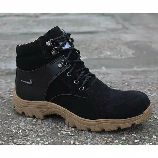 Sepatu Pria Kranze Safety Boots 2