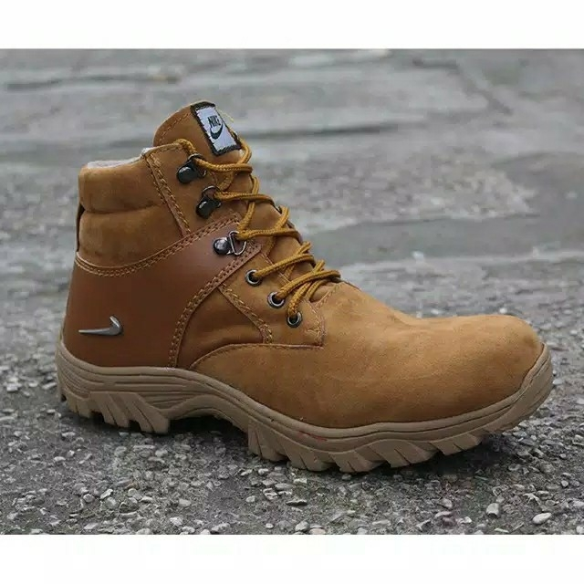 Sepatu Pria Kranze Safety Boots 3