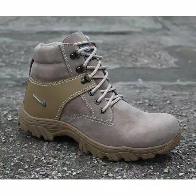 Sepatu Pria Kranze Safety Boots 4