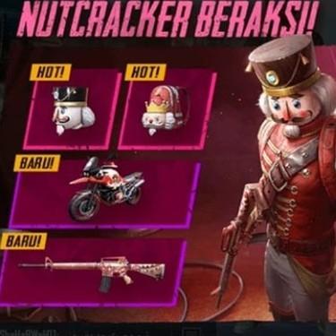 Skin Pubg Nutcraker 2