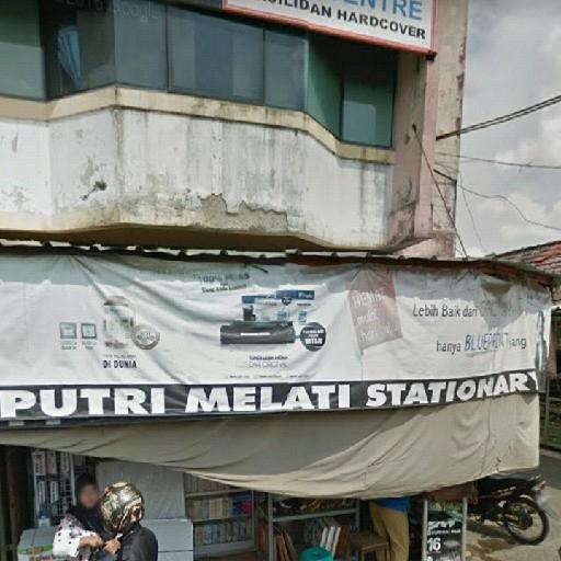 Toko Puteri Melati Pasar Dekat Stasiun Rangkas