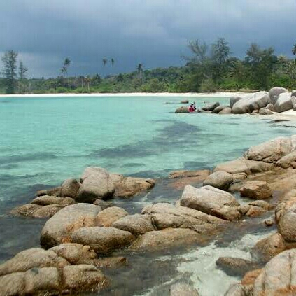 Wisata Ke Pantai Trikora Bintan 3