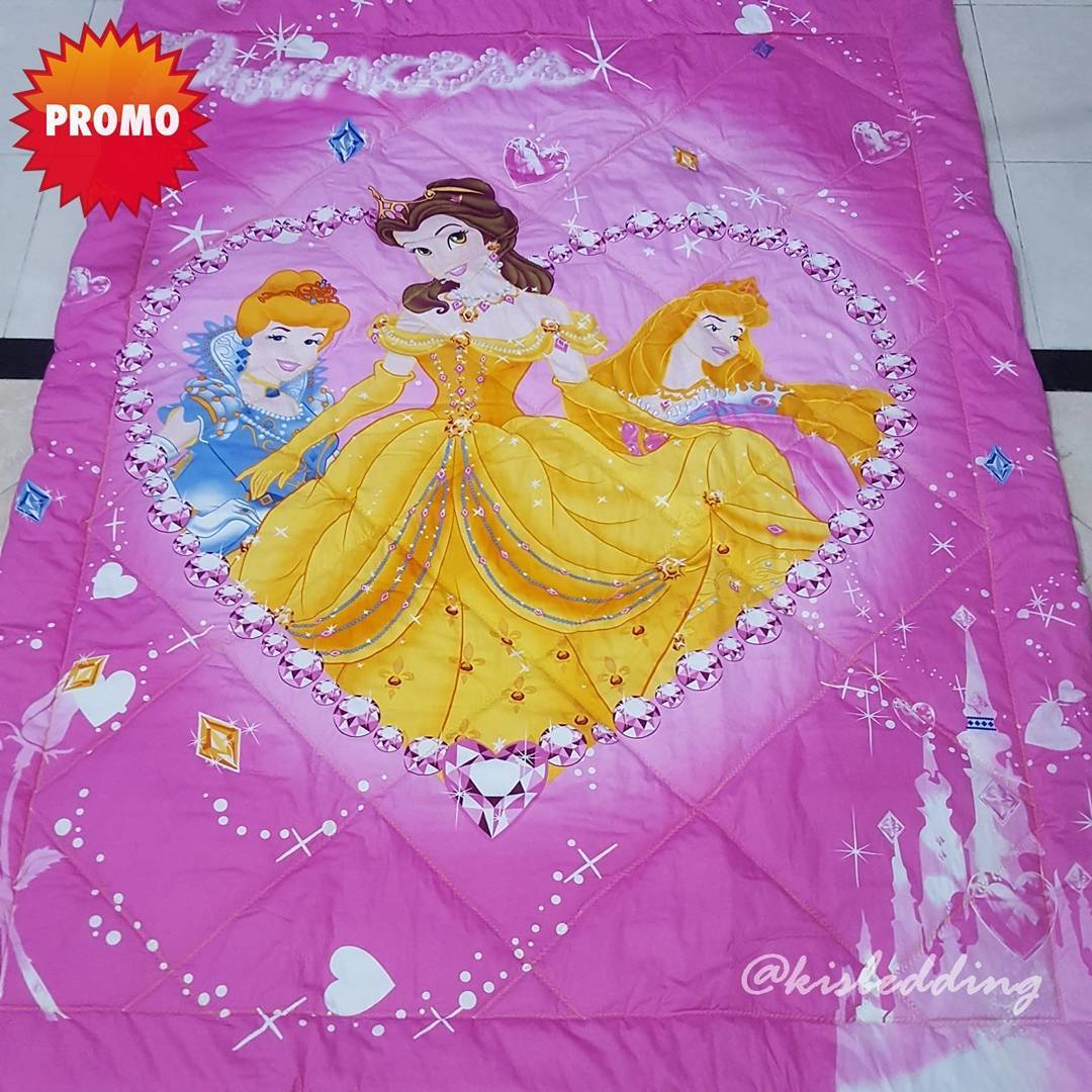 Sprei Anak Disney Princess
