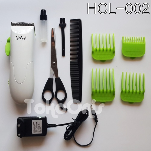 Rechargeable Clipper Heles HCL-002C