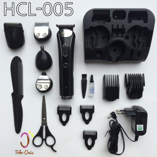 Rechargeable Clipper Trimmer Heles HCL-005CM