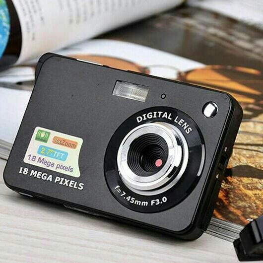 27 Inch 18MP 720 P 8x Zoom HD AntiShake Kamera Digital Kamera Perekam