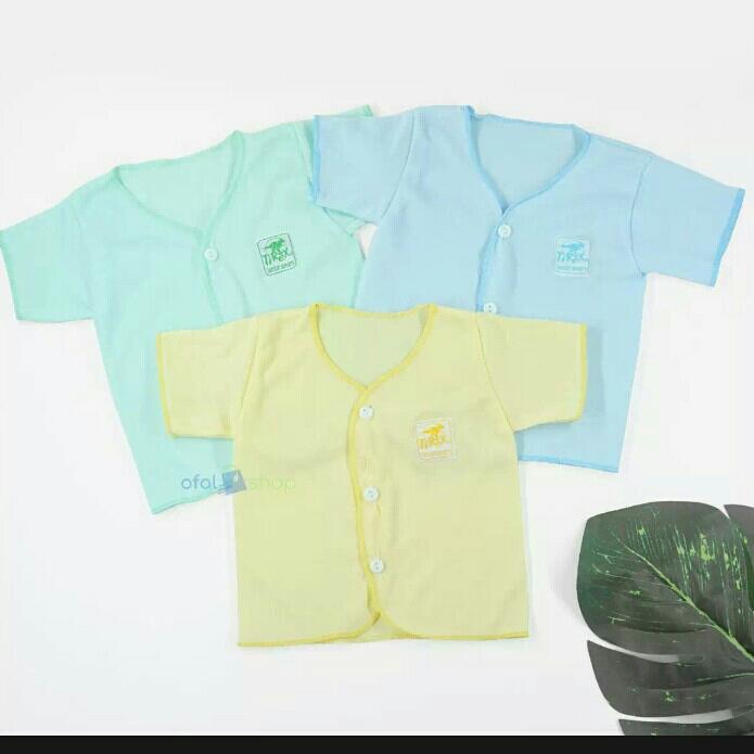 3pcs Baju Pendek Bayi